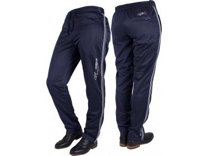 Tréninkové kalhoty Cover up QHP, dámské, navy