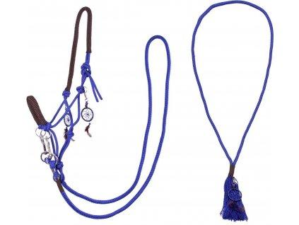 Provazový set Liberty QHP, royal blue