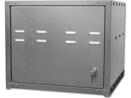 Menší plechová skříň na věci, výška 50cm, Waldhausen