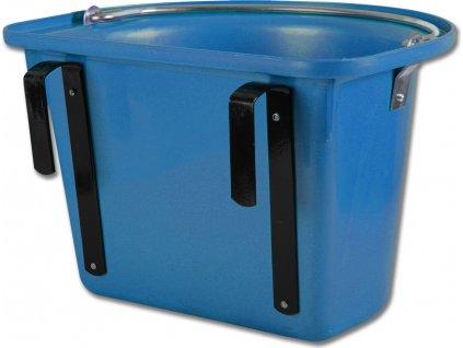 Kýbl na závody Waldhausen, 12l, blue