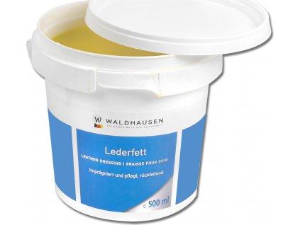 Mazání na kůži Waldhausen, žluté, 500 ml
