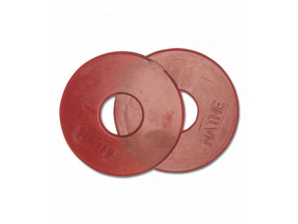 Gumové kroužky NATHE, brown