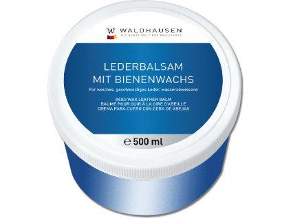 Balzám na kůži LEDER Waldhausen, 500 ml