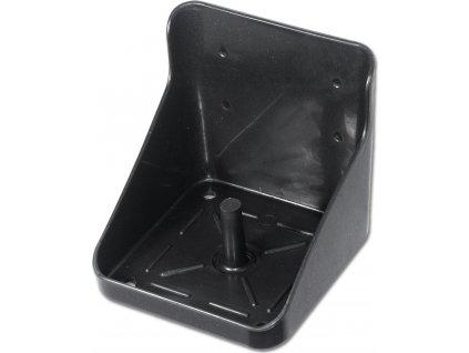 Držák na sůl Waldhausen, černý