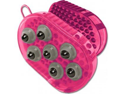 Rukavice masážní Waldhausen, pink