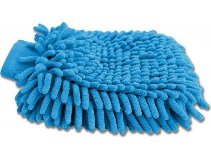 Rukavice na čištění Waldhausen, azure blue