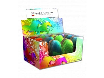 Kartáč jemný neonový Waldhausen, různé barvy