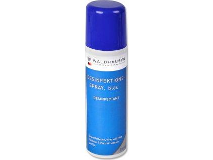 Dezinfekční sprej Waldhausen, 200ml, blue