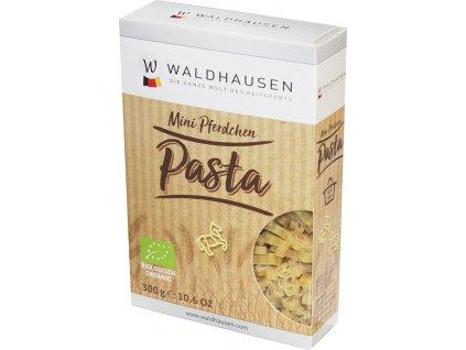Těstoviny BIO mini koníčci Waldhausen, 300g