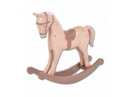Dekorativní houpací kůň Waldhausen