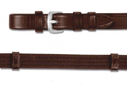 Otěže X-Line Waldhausen, brown