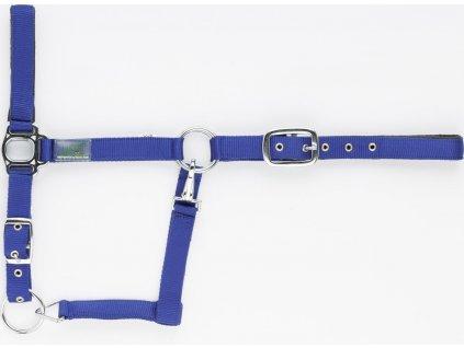 Ohlávka USG, azure blue
