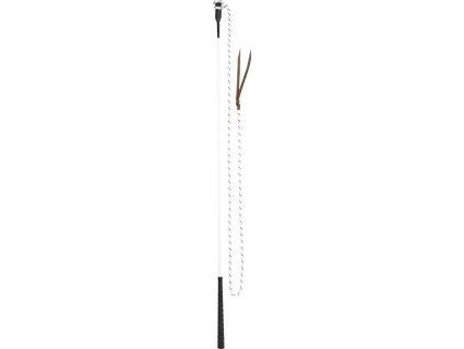Bič/ hůlka 1,2m na práci ze země USG, bílý