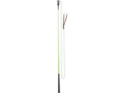 Bič/ hůlka 1,2m na práci ze země USG, light green