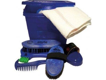 Set čištění pro děti Haas, navy