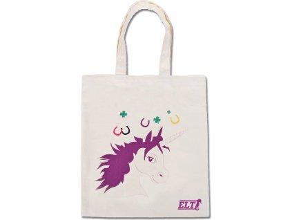 Nákupní taška jednorožec