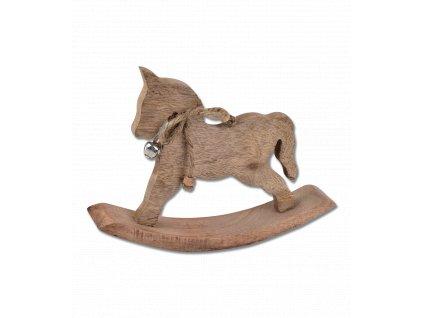 Dekorativní houpací kůň malý