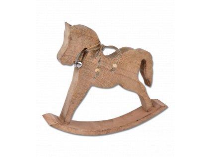 Dekorativní houpací kůň velký