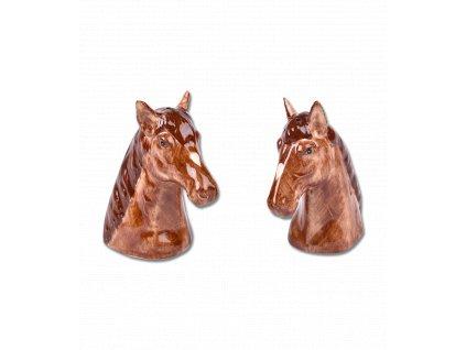 Solnička a pepřenka koně