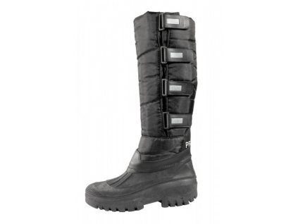 Termo boty PFIFF, unisex, černé