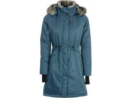 Kabát Lugano AA  Platinum, aviation blue