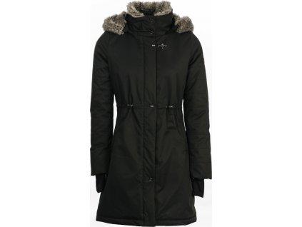 Kabát Lugano AA  Platinum, dámský, černý