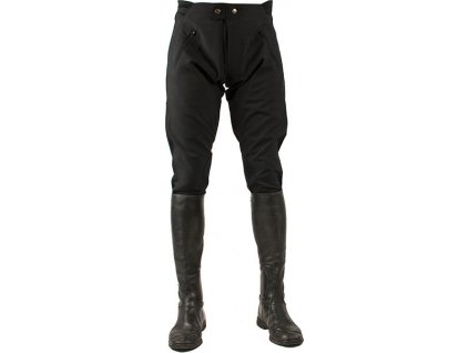 Jezdecké kalhoty HORSEWARE, unisex, černé