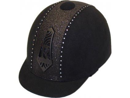 Helma Diamante Rambo, black/diamante
