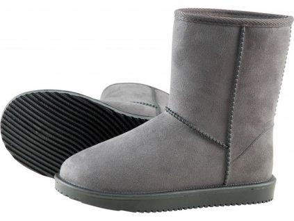 Zimní boty EWES PFIFF, šedé