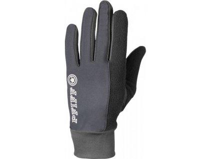Rukavice Touchie 1 PFIFF, černé/šedé