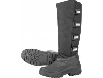 Jezdecké zimní boty Polar USG, unisex, černé