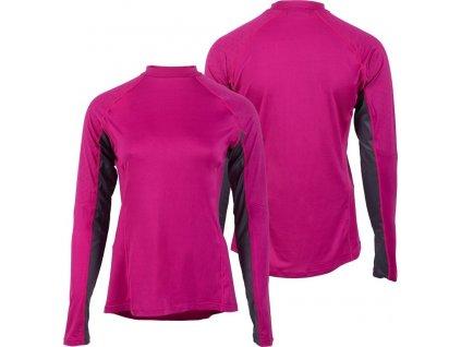 Sportovní tričko Eldorado QHP, dámské, paradise