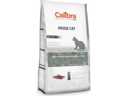 Calibra Cat EN House Cat / Duck & Rice 7kg