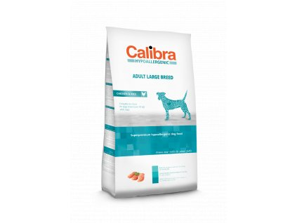 calibra dog HA adult large chicken