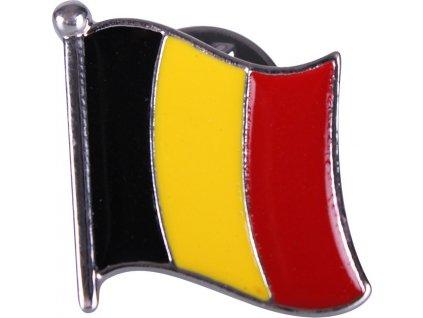 Brož vlajka QHP, belgium