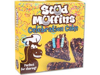 Narozeninový dort Stud Muffins