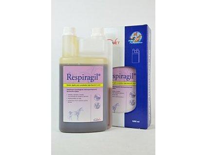 Respiragil liquid pro koně 1000ml