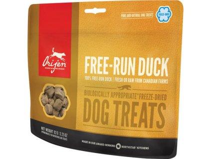 Orijen Dog  pochoutka F-D Free-Run Duck Treats 92g