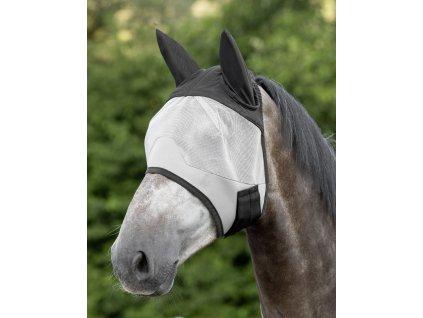 Maska proti hmyzu s ochranou uší USG, grey/black
