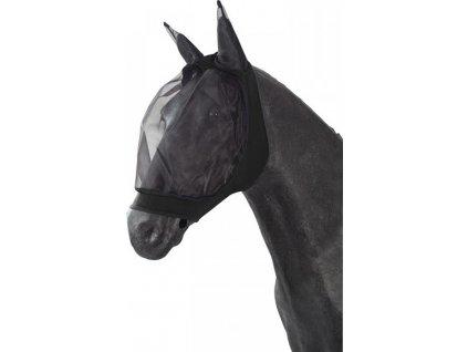Maska proti hmyzu s ochranou uší PFIFF, black