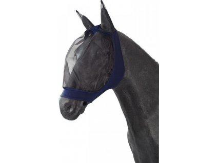 Maska proti hmyzu s ochranou uší PFIFF, blue