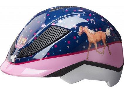 Helma Pina Cycle & Ride Ked, s koňským motivem