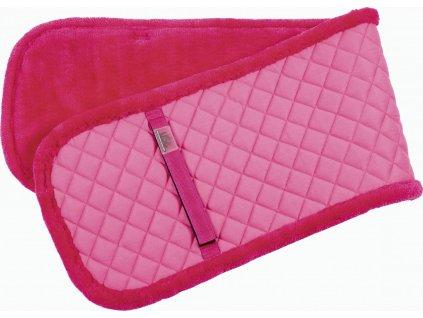 Dečka pod lonžovací obřišník USG, pink