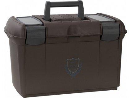 Box na čištění PFIFF, brown/grey