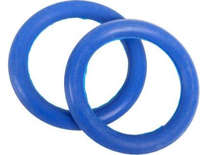 Gumičky do bezpečnostních třmenů QHP, cobalt blue