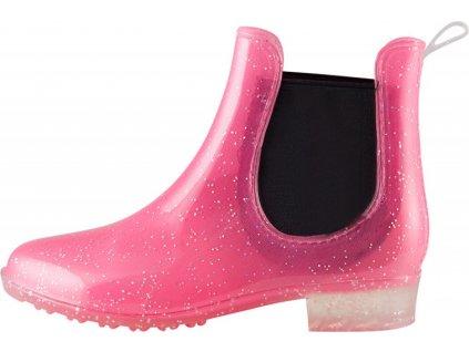 Pérka Glitter PFIFF, pink