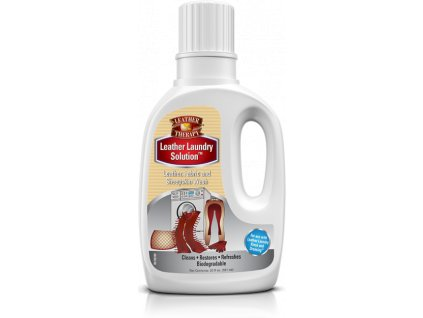 LEATHER LAUNDRY SOLUTION prací prostředek na kůži, 591 ml