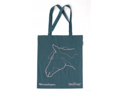 Nákupní taška Horseware, moroccan blue