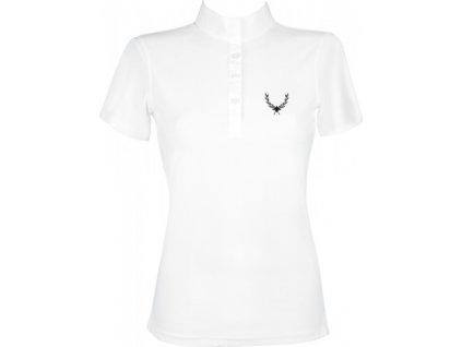 Tričko závodní Ellen PFIFF, bílé