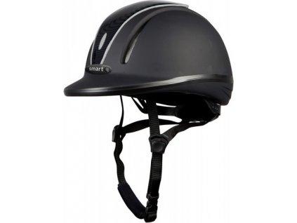 Helma extra lehká 30014 PFIFF, black/grey